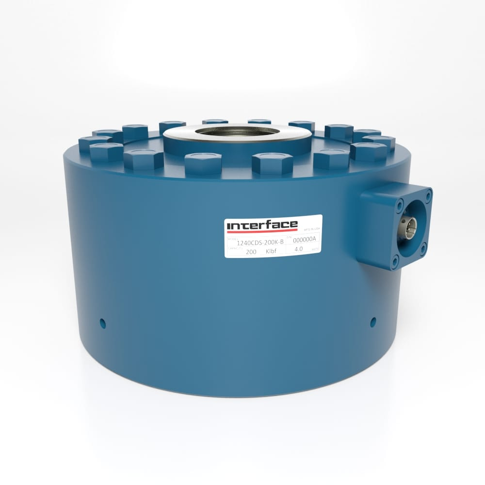 1200 High Capacity Standard Precision LowProfile Load Cell