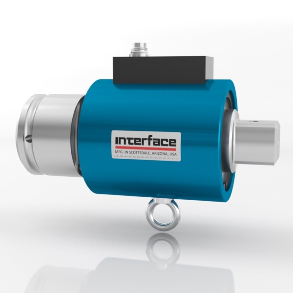 T12 SQUARE DRIVE STYLE ROTARY TORQUE TRANSDUCER